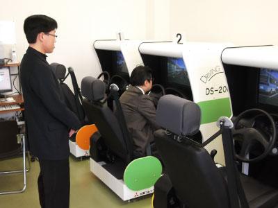 企業ドライバー安全運転教室