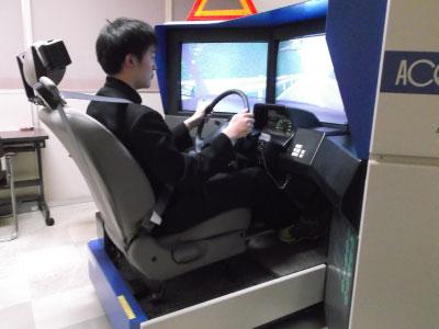 運転シミュレーター