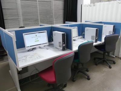 パソコン学習室